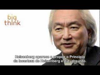 Michio Kaku e o livre arbítrio