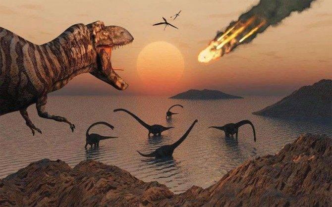 A extinção dos dinossauros não foi a maior da História, confira outras maiores!