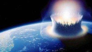 Por causa deste meteorito um deus foi criado (1)