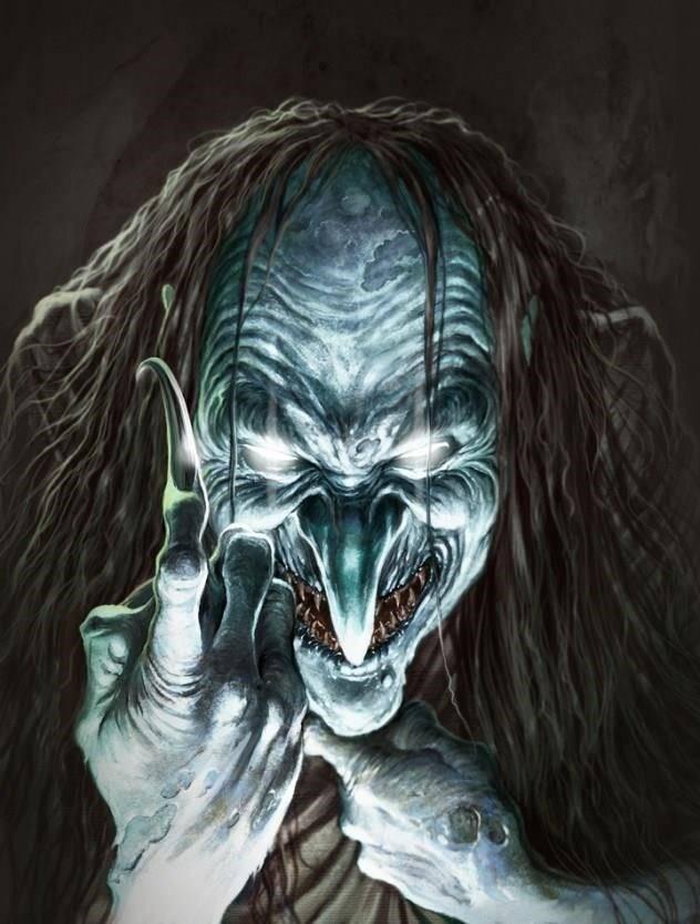 10 monstros mitológicos que você não gostaria de encontrar (10)