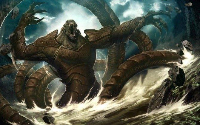 10 monstros mitológicos que você não gostaria de encontrar (4)