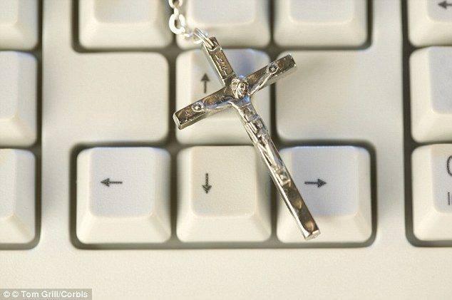 Resultado de imagem para religiao internet