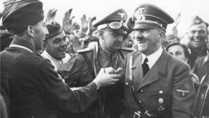 Hitler e as suas tropas eram viciados em metanfetaminas