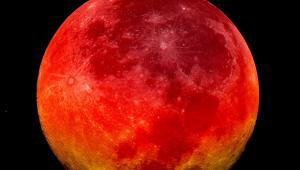 O eclipse aconteceu, teve Lua de sangue, mas o mundo não acabou