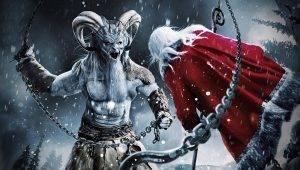 9 criaturas assustadoras que assombram o mundo no Natal