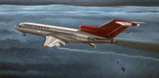O único sequestro de avião não solucionado da história
