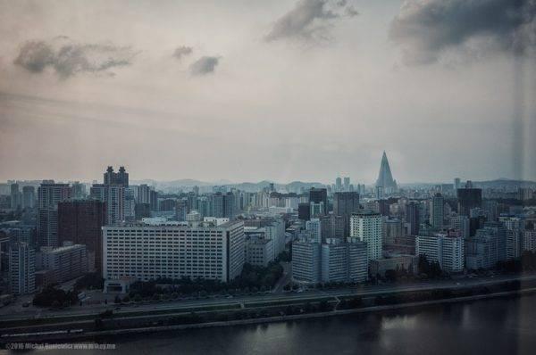 17-coreia-do-norte-vista-hotel