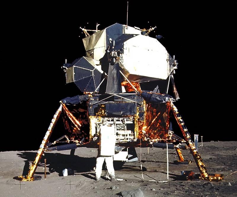 O homem foi realmente à Lua?