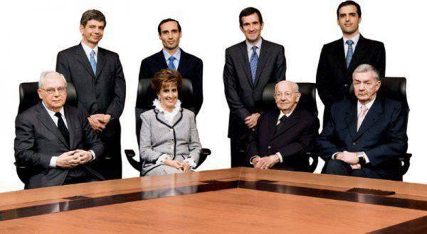 As famílias contemporâneas mais poderosas do Brasil