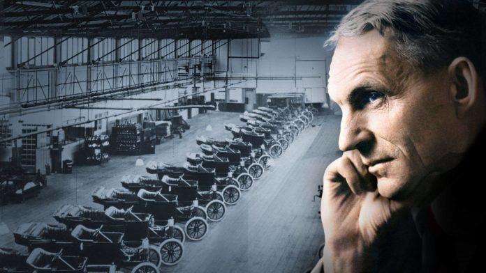 A história de Henry Ford