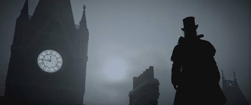 Londres era pobre e violenta na época em que surgiu Jack, o Estripador
