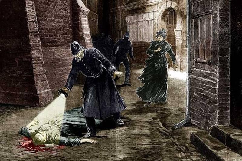 As mortes atribuídas a Jack, o Estripador
