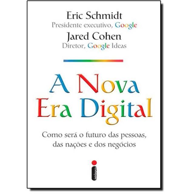 O futuro da internet revelado em um livro