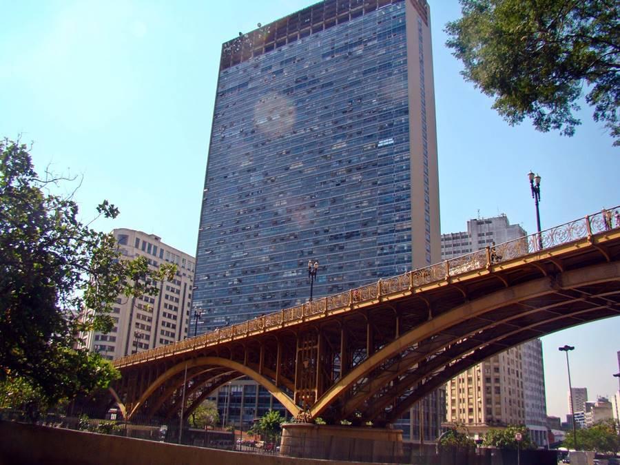 Mirante do Vale, o segundo prédio mais alto do Brasil