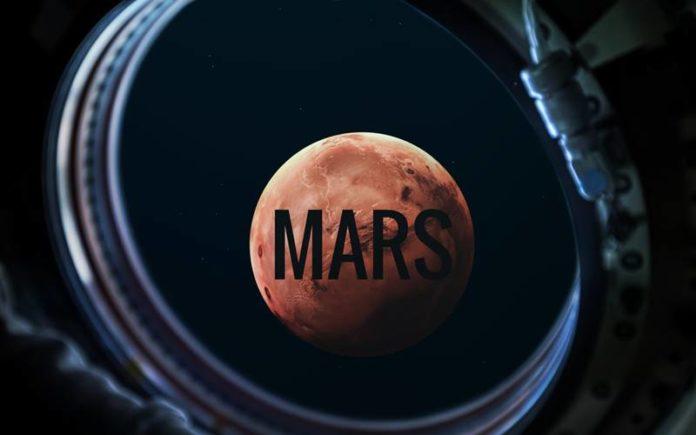 Já sonhou em fazer uma viagem para Marte?