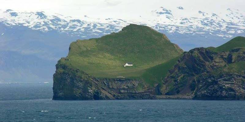 Vilarejos mais Isolados - Vestmannaeyjar