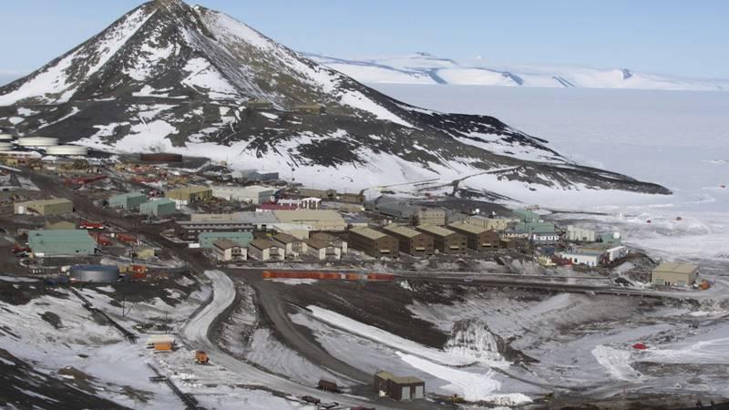 Vilarejos mais Isolados - Estação McMurdo