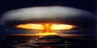 A explosão da bomba TSAR