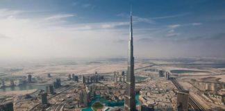 Burj Khalifa, o edifício mais alto do mundo