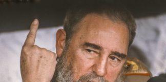 Fidel Castro no comando de Cuba