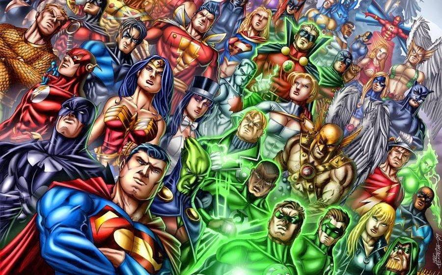 Os heróis mais poderosos do universo da DC