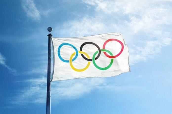 O símbolo dos Jogos Olímpicos