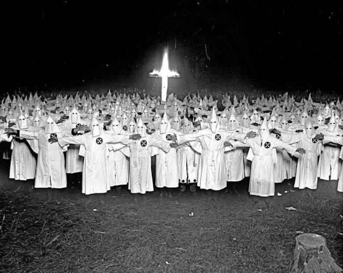 Crimes cometidos pelo KKK