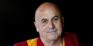 O monge considerado o homem mais feliz do mundo