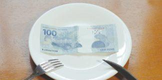 Os pratos mais caros do mundo