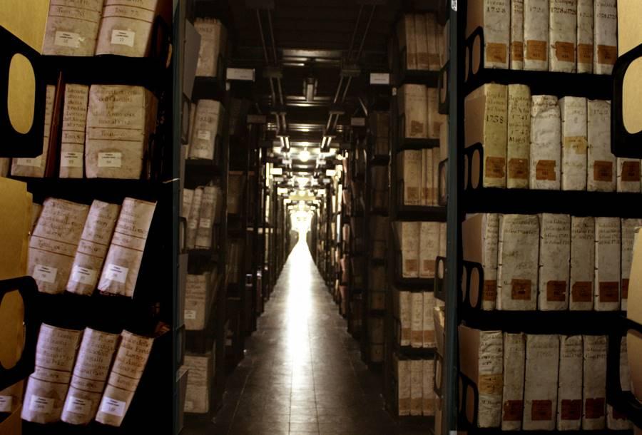Uma das bibliotecas mais misteriosas do Vaticano