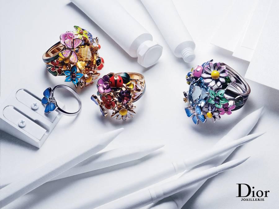Marcas de joias - Dior