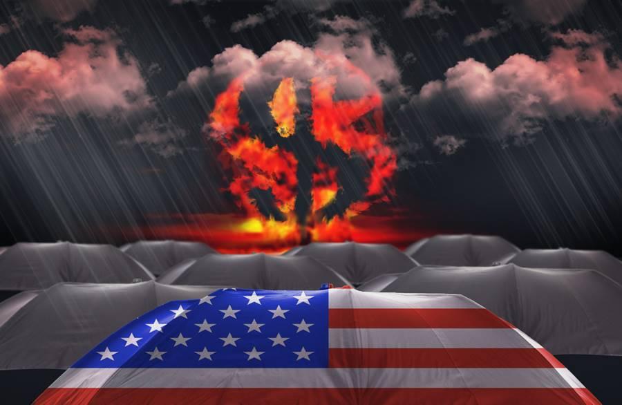 E se os Estados Unidos lançarem uma bomba nuclear agora?