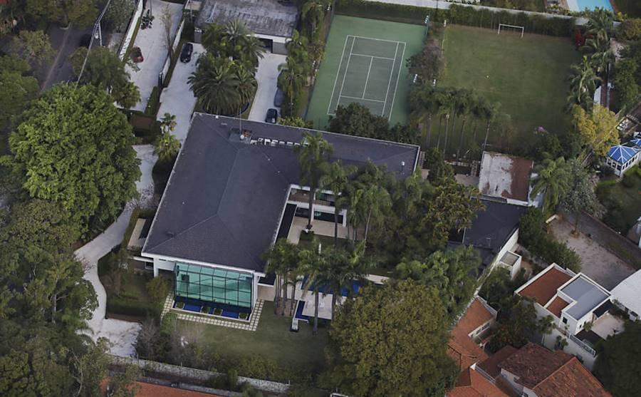 As maiores mansões e as mais caras de São Paulo