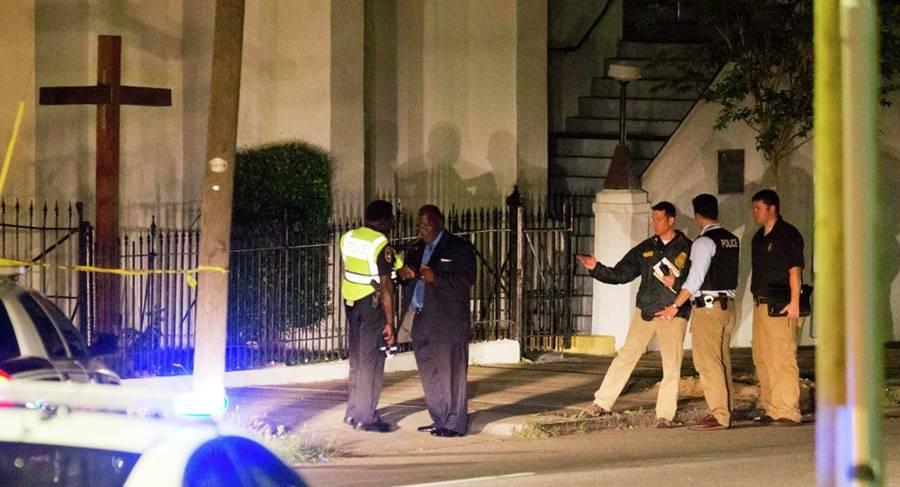 Crimes cometidos pelo Ku Klux Klan: o massacre da igreja de Charleston