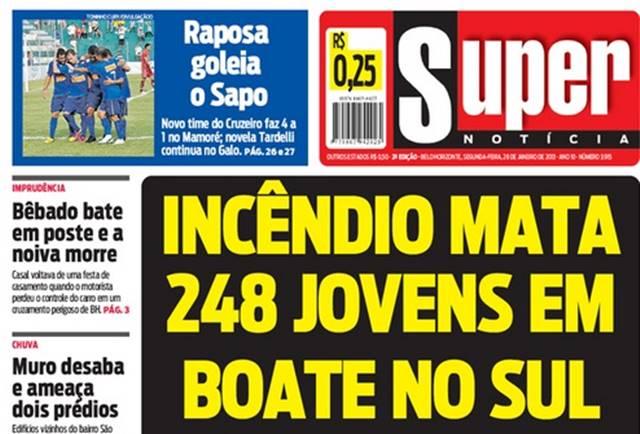 Jornal Super Notícia