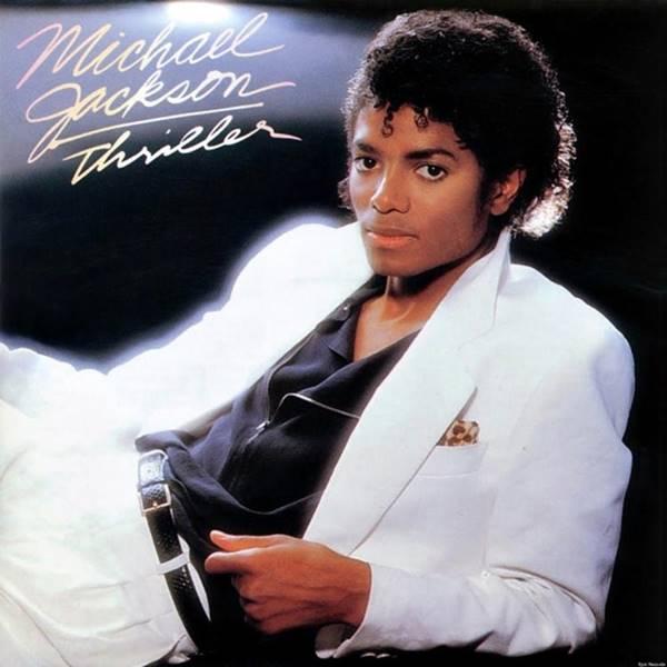 Thriller, um dos álbuns mais vendidos da história