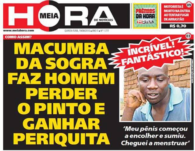 Jornal Meia Hora