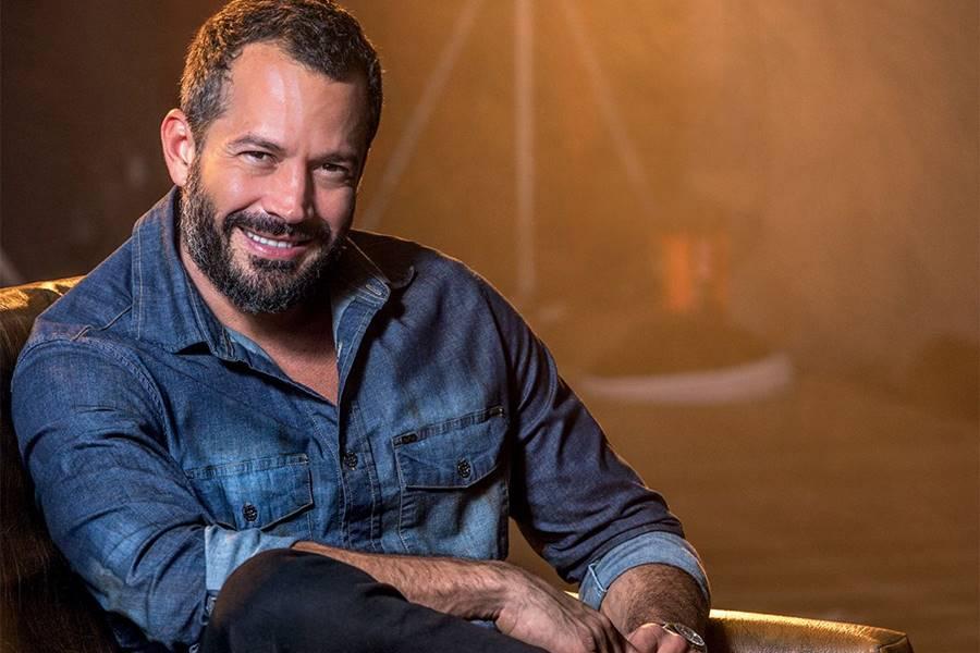 Malvino Salvador foi de bancário para ator bem sucedido