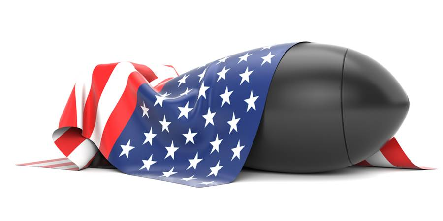 Bomba nuclear dos Estados Unidos