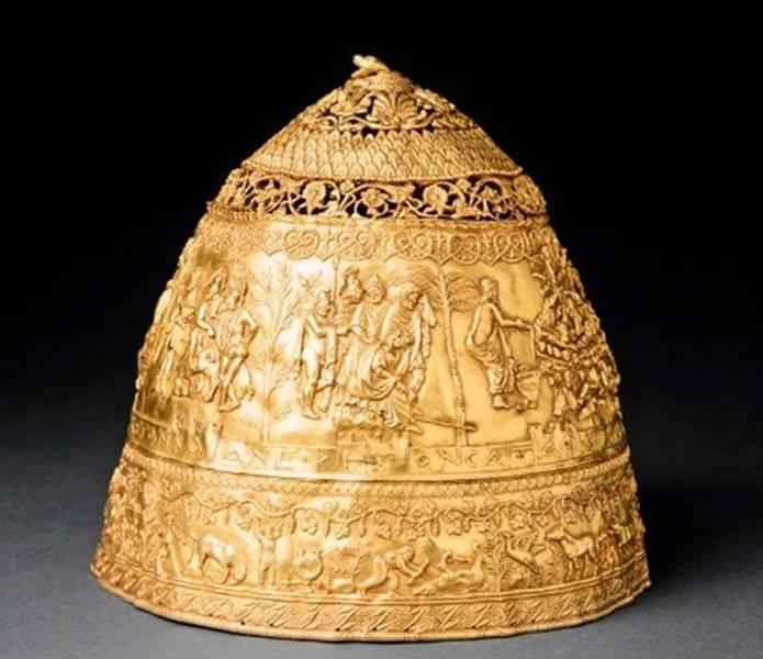 A Tiara de Saitafernes, uma das várias fraudes arqueológicas