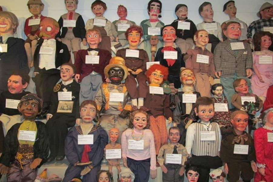 Museu da Ventriloquia