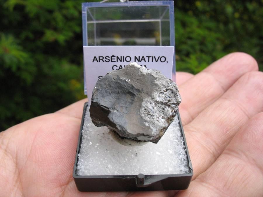 Arsênio, um dos elementos químicos mais perigosos