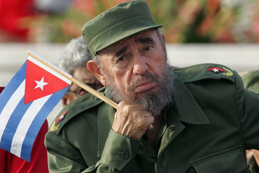 Fidel Castro assumiu o comando de Cuba
