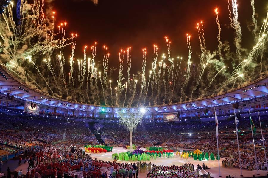 Os Jogos Olímpicos Hoje