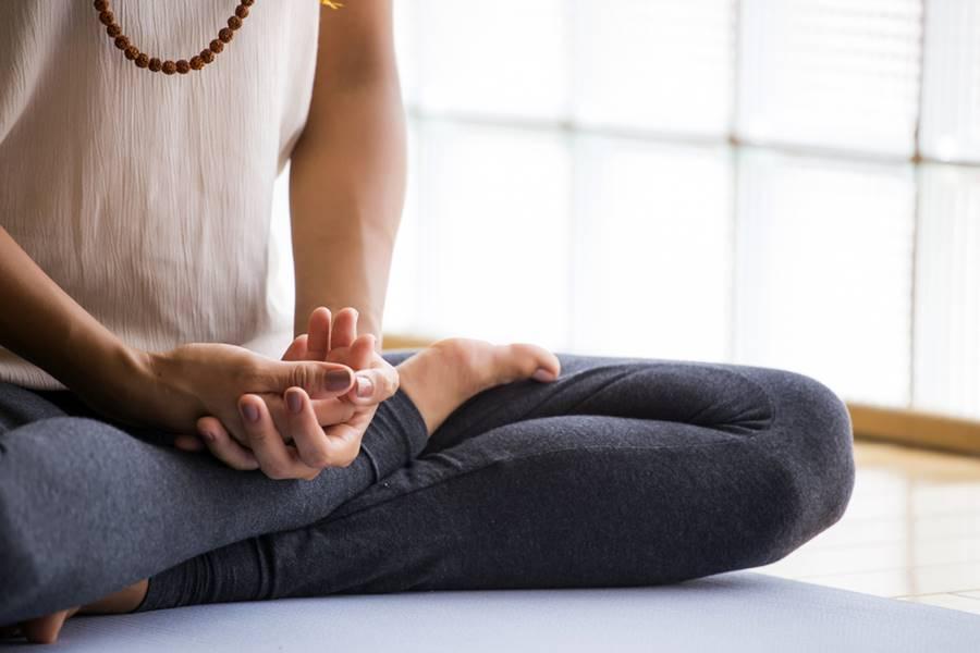 Não é apenas a meditação que garante a felicidade