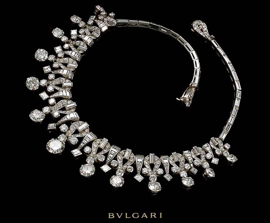 Marca de joias Bulgari