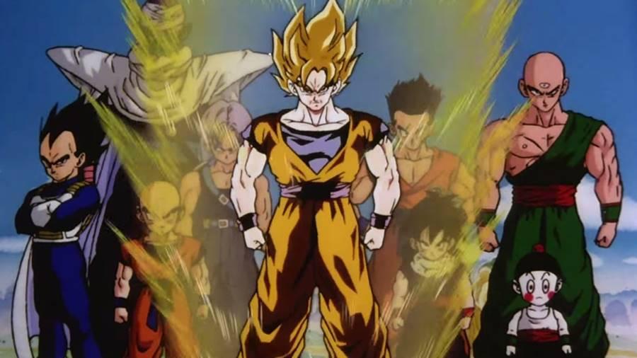 Dragon Ball Z, um dos desenhos mais polêmicos dos anos 90