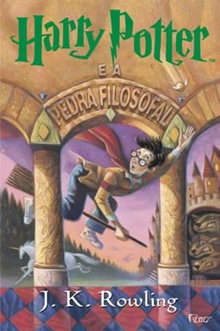 Harry Potter e a Pedra filosofal - - um dos livros mais vendidos da história