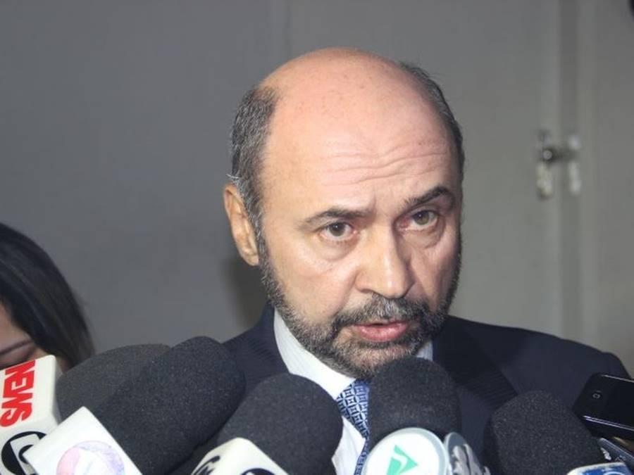 Augusto Farias, um dos suspeitos de assassinar PC Farias
