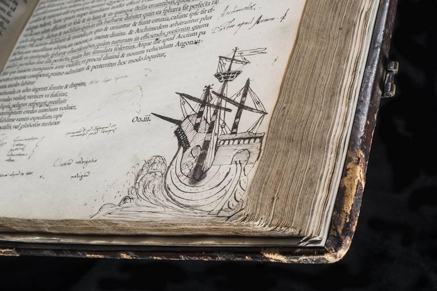 A biblioteca perdida de John Dee